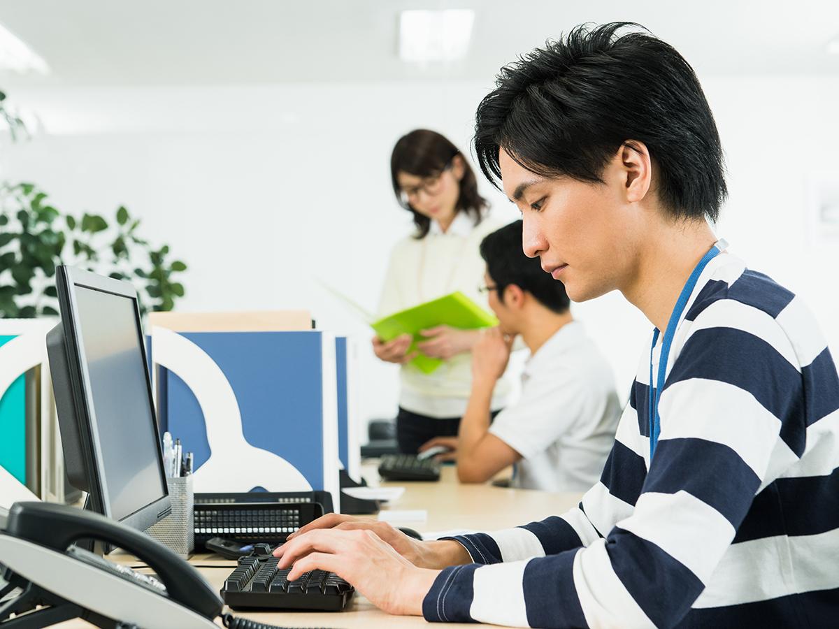 【システムエンジニア】三宮のオフィス勤務